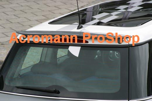 HAMANN New Mini Cooper Roof-top Decal x 1 pc