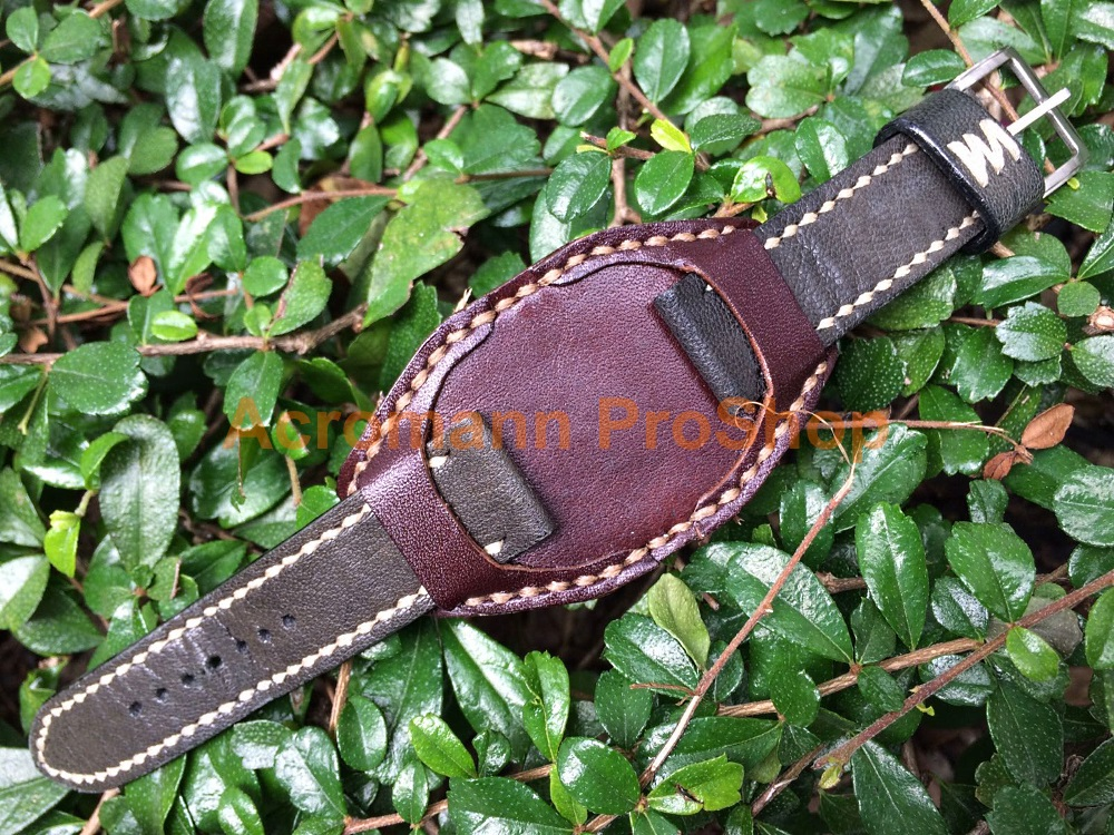 MLT01 Handmade Watch Strap (with Bund Pad)