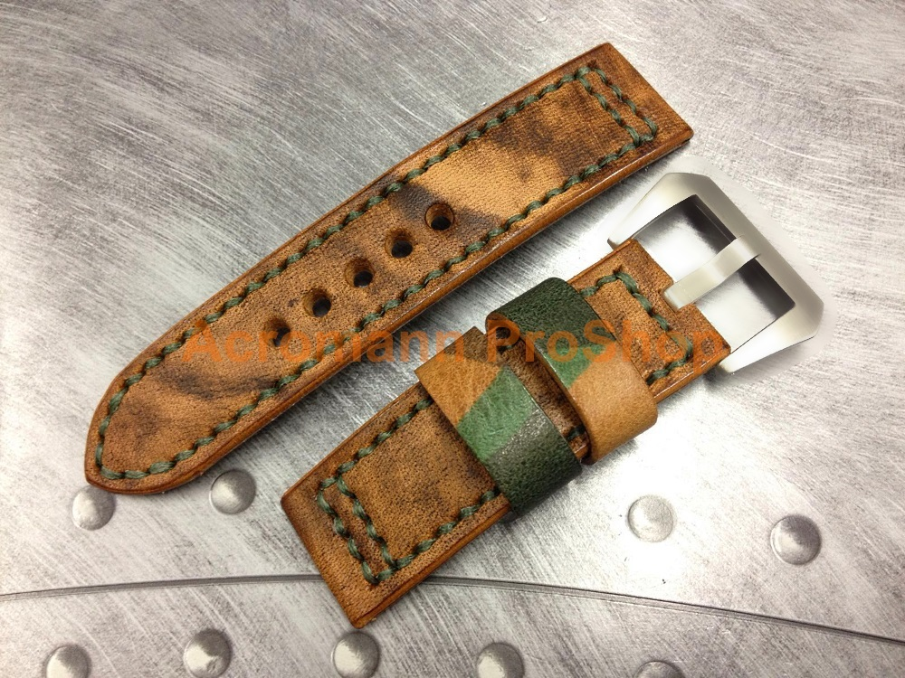 MLT02 Handmade Watch Strap