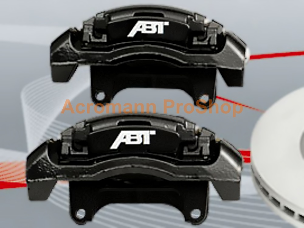 ABT 3inch Brake Caliper Decal (Style#1) x 2 pcs