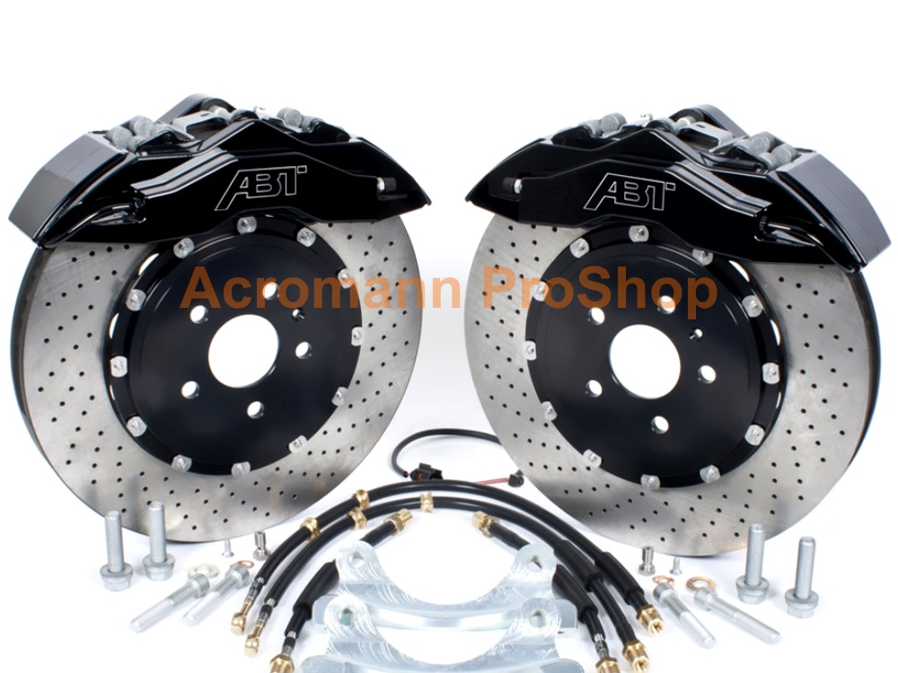 ABT 3inch Brake Caliper Decal (Style#2) x 2 pcs