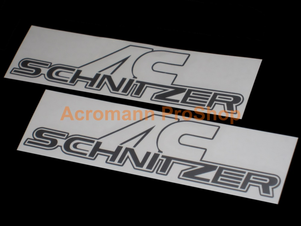 AC Schnitzer 6inch Decal (Style#6) x 2 pcs