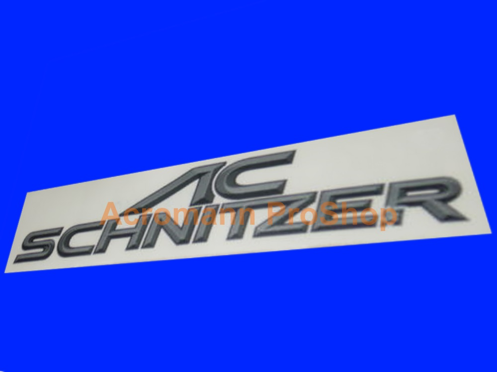 AC Schnitzer 6inch Decal (Style#4) x 2 pcs