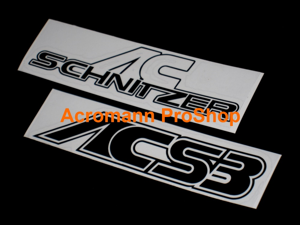 AC Schnitzer & ACS3 6inch Decal Set