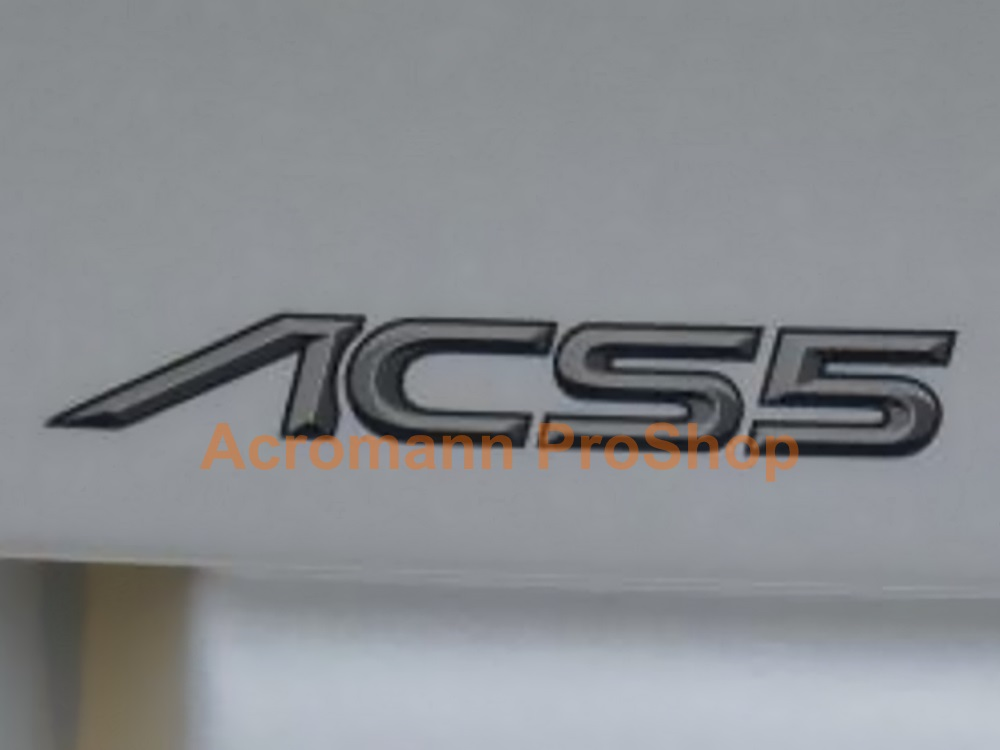 AC Schnitzer ACS5 4inch Decal (Style#3) x 2 pcs