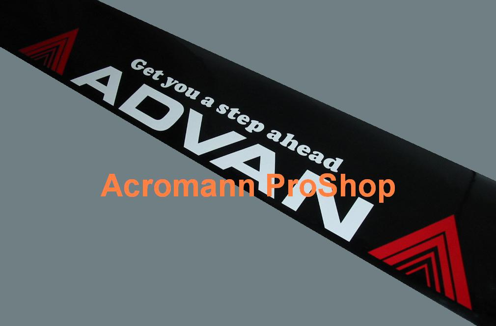 ADVAN Windshield Decal (Style#1)