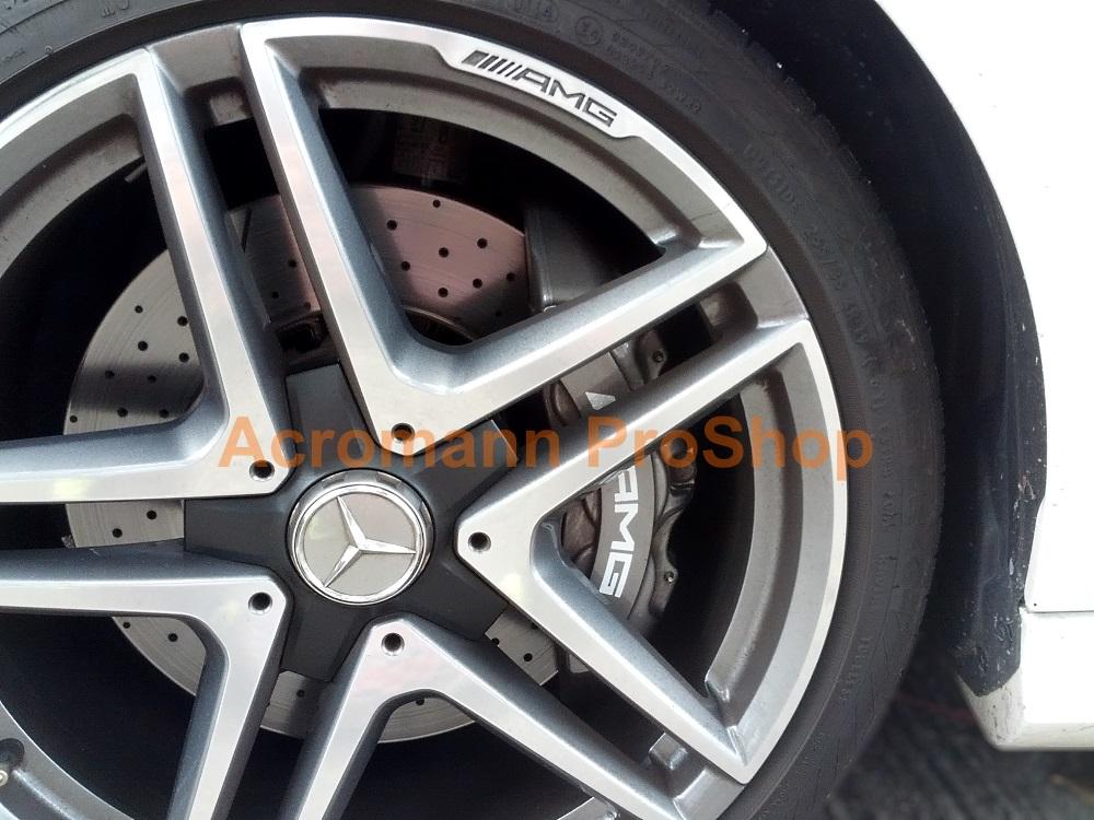 Acromann Online Shop - Bmw m brake caliper decals