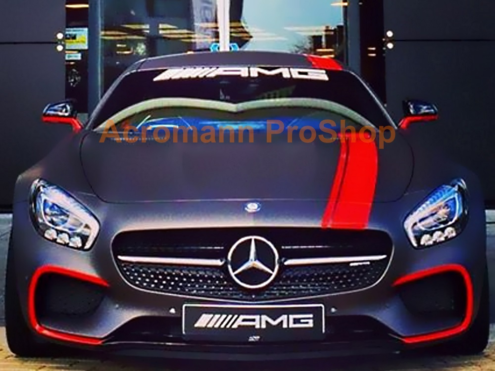 AMG Windshield Decal (Style#3)