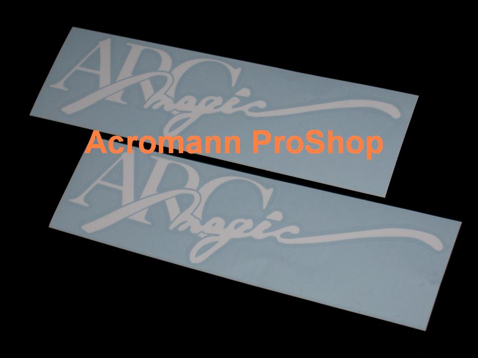 ARC Magic 6inch Decal (Style#1) x 2 pcs