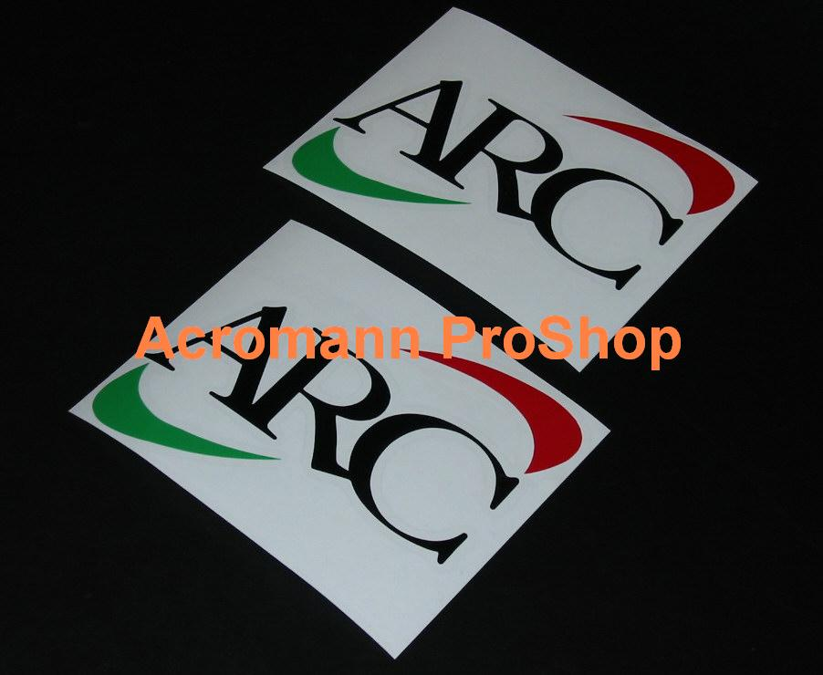 ARC 4inch Decal (Style#2) x 2 pcs