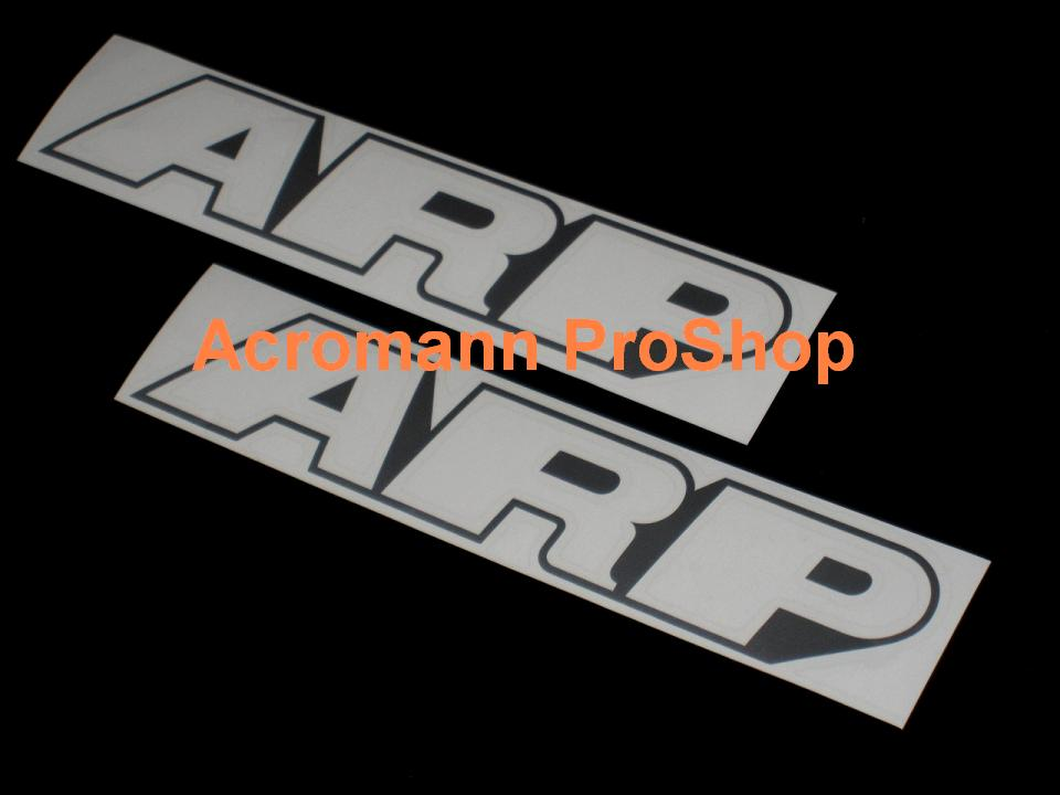 ARP 6inch Decal x 2 pcs