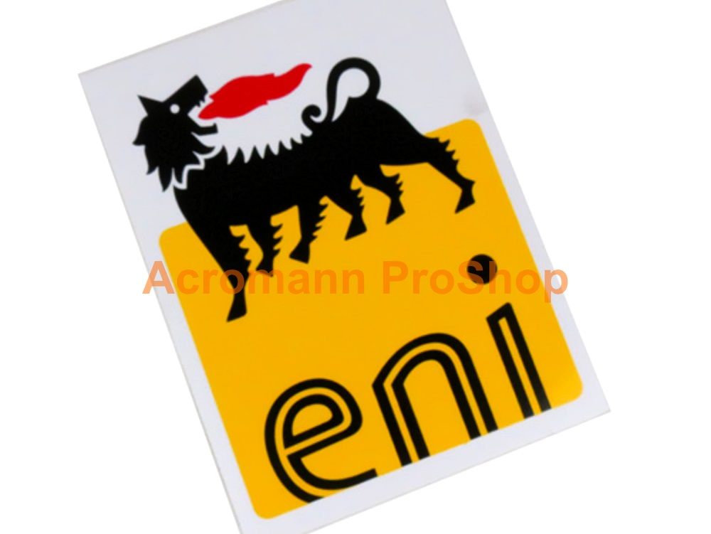 Agip eni 2inch Decal (Style#1) x 2 pcs