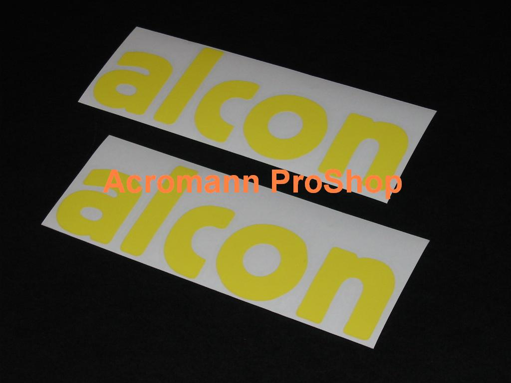 alcon 6inch Decal (Style#1) x 2 pcs