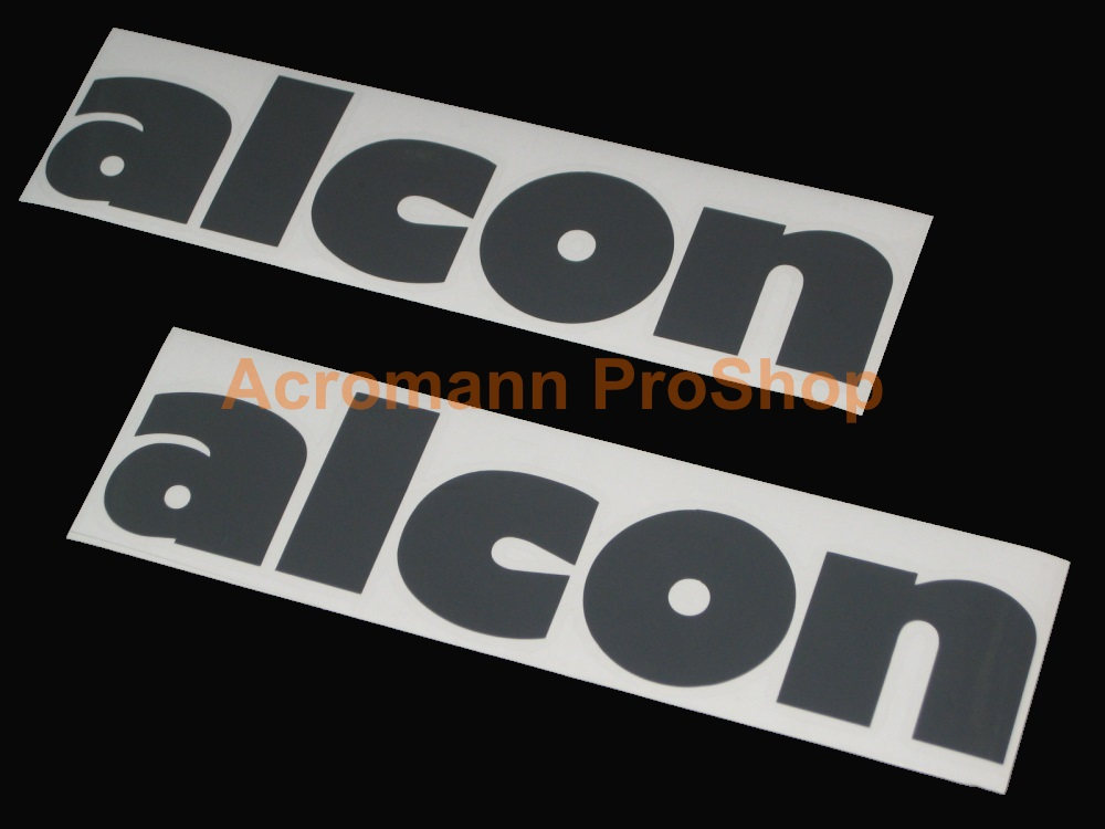 alcon 6inch Decal (Style#2) x 2 pcs