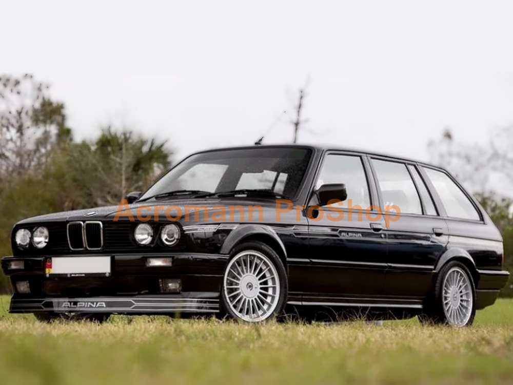 ALPINA BMW E30 Side Stripe Decal (Style#3) x 1 pair
