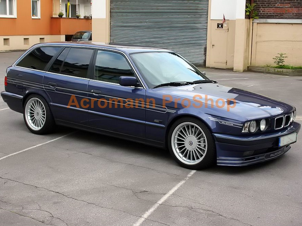 ALPINA BMW E34 Side Stripe Decal (Style#2) x 1 pair