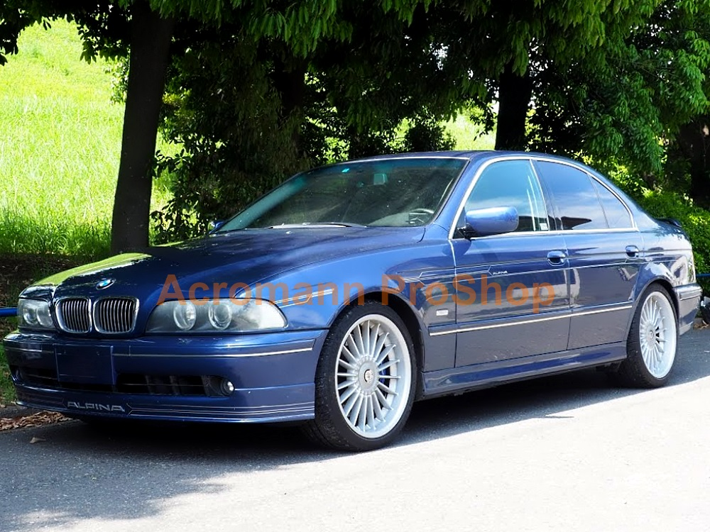 ALPINA BMW E39 Side Stripe Decal (Style#1) x 1 pair