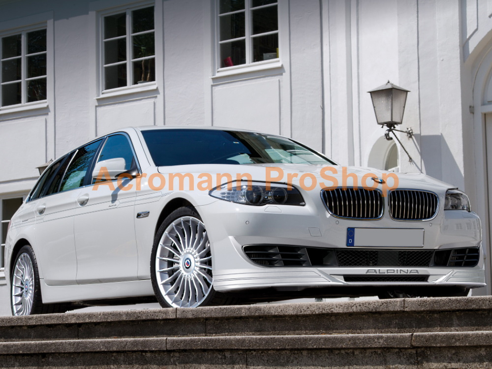 ALPINA BMW F11 5dr B5 D5 M5 Side Pinstripes Decals Sticker Kit#1
