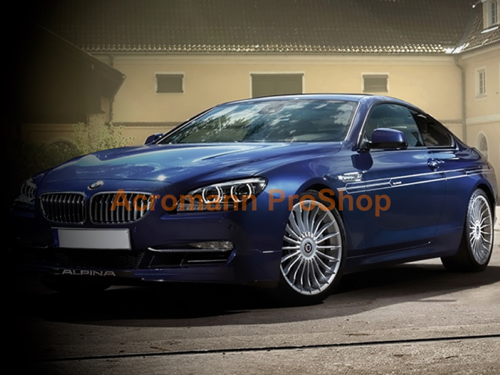 ALPINA BMW F13 F12 Coupe B6 M6 Side Pinstripes Decal Sticker Kit
