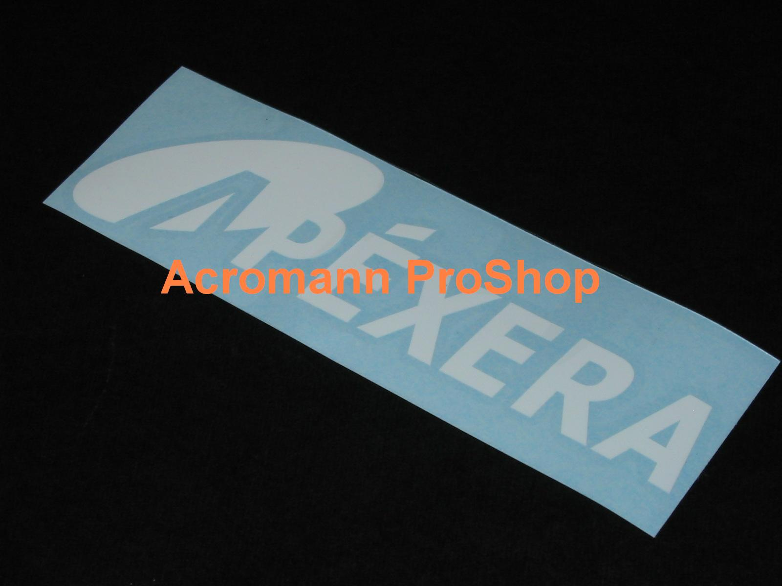 APEXERA (Apexi) 6inch Decal x 2 pcs