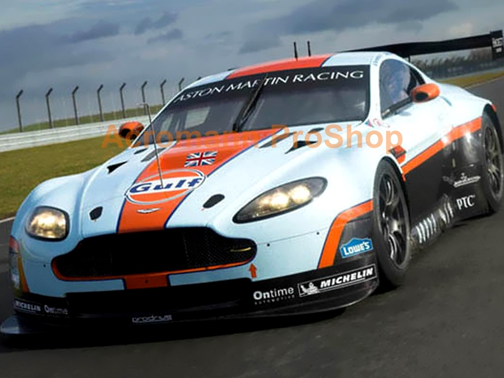ASTON MARTIN RACING Windshield Decal (Style#1)
