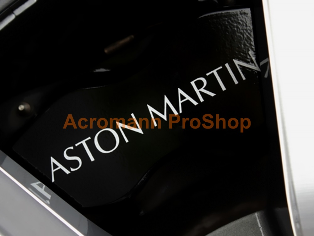 ASTON MARTIN 5inch Brake Caliper Decal x 2 pcs