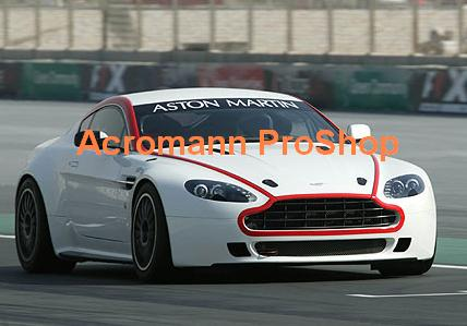 ASTON MARTIN Windshield Decal (Style#1)
