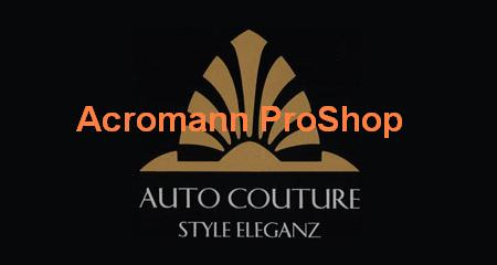 AUTO COUTURE 6inch Decal (Style#2) x 2 pcs