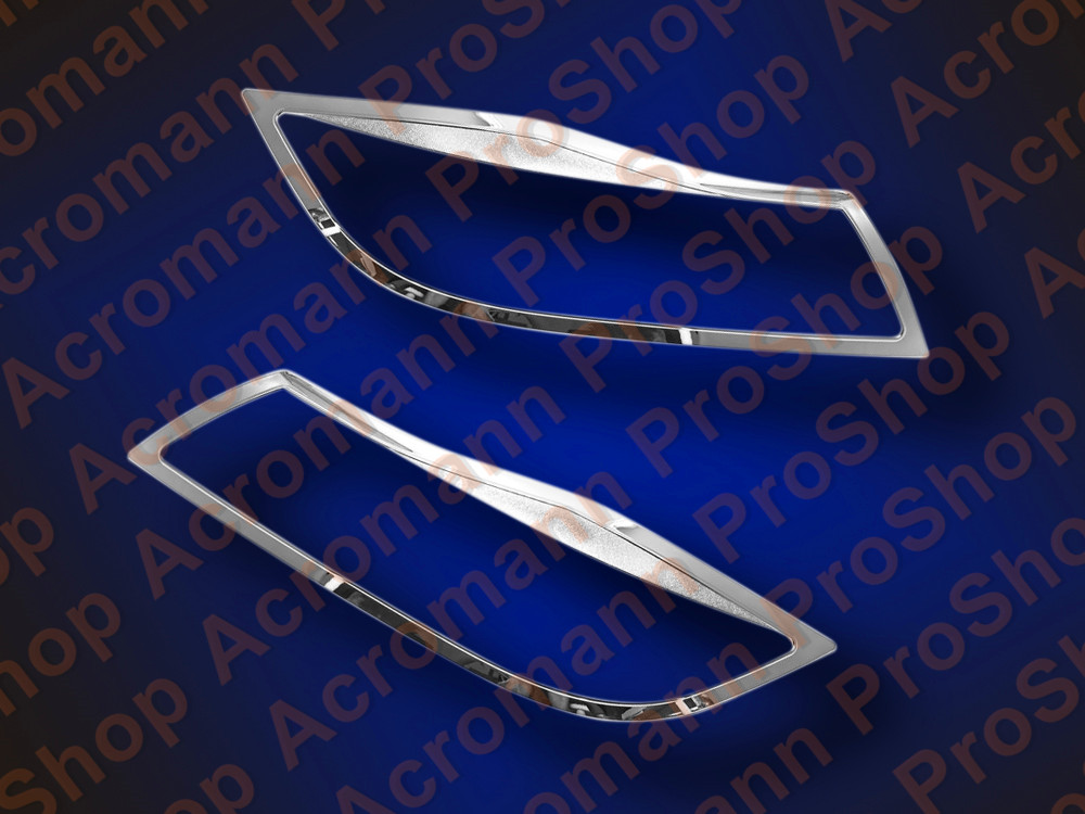 Chrome Headlight Cover for BMW 3 SERIES