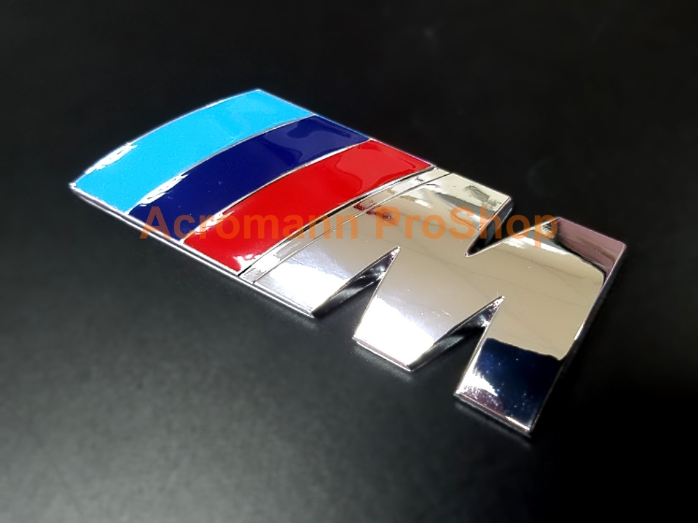 BMW ///M Rear Trunk Emblem