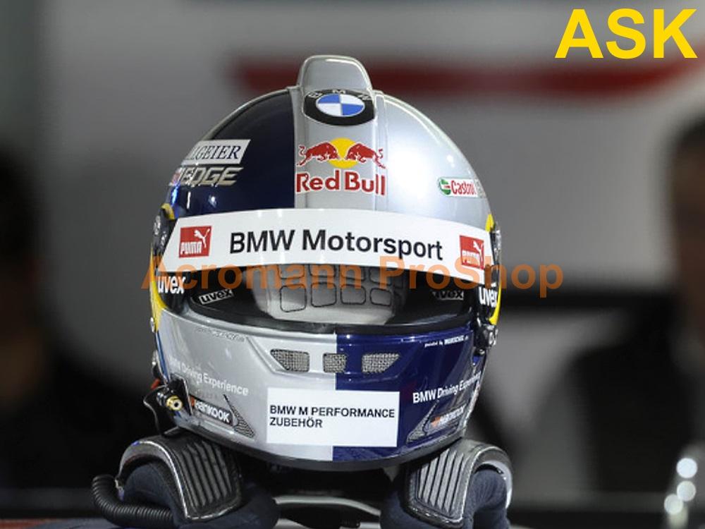 Acromann Online Shop - Motorcycle helmet visor decals