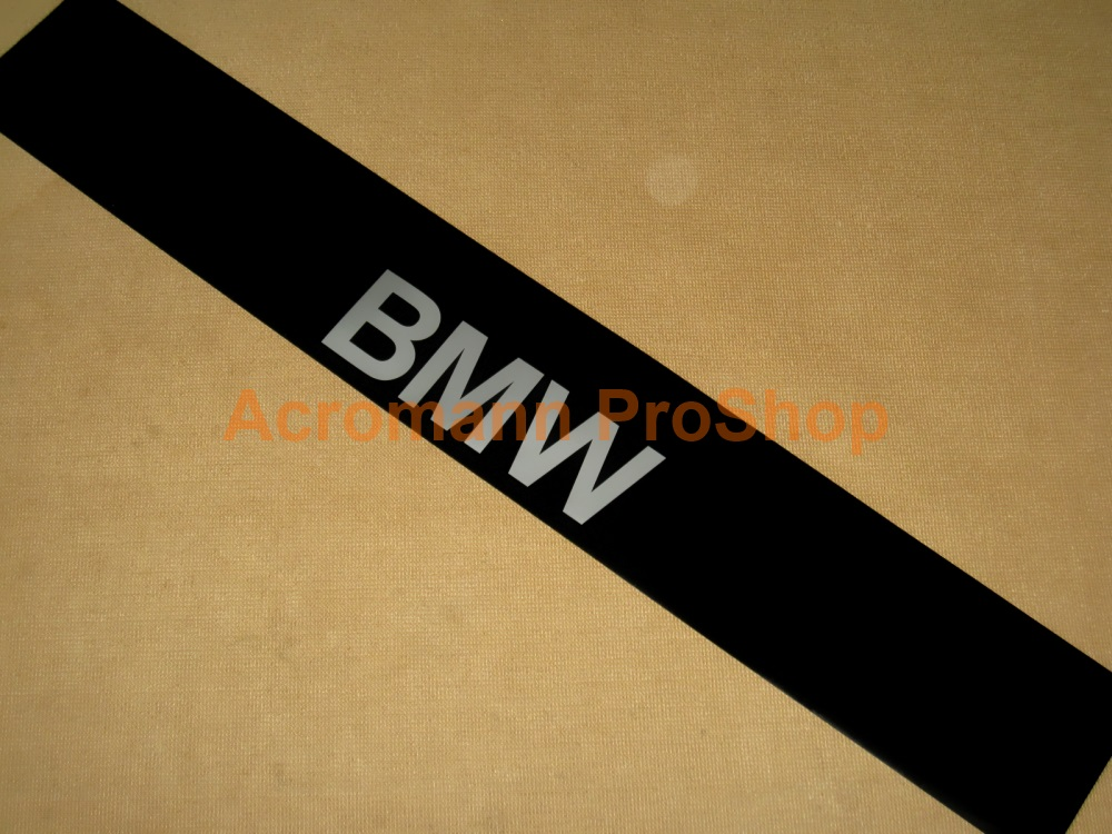 BMW Windshield Decal (Style#1)