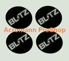 BLITZ 2.2inch Wheel Cap Decal x 4 pcs