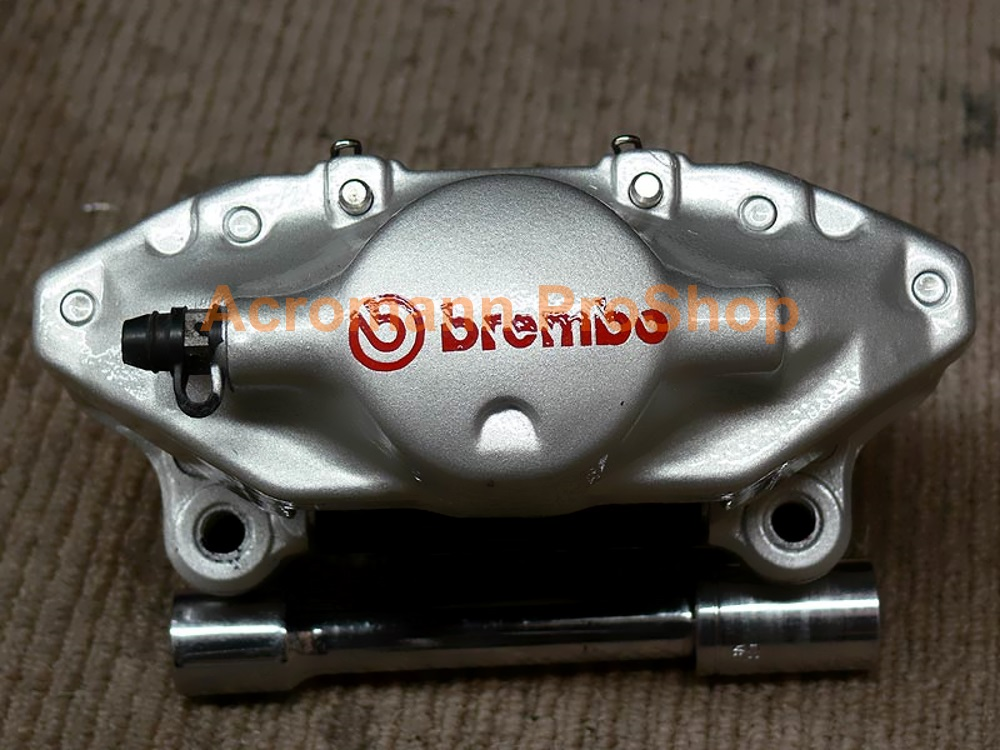 Brembo 2inch Brake Caliper Decal (Style#1) x 2 pcs