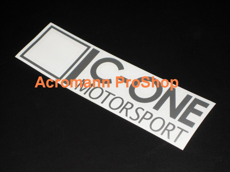C-One Motorsport 6inch Decal (Style#2) x 2 pcs