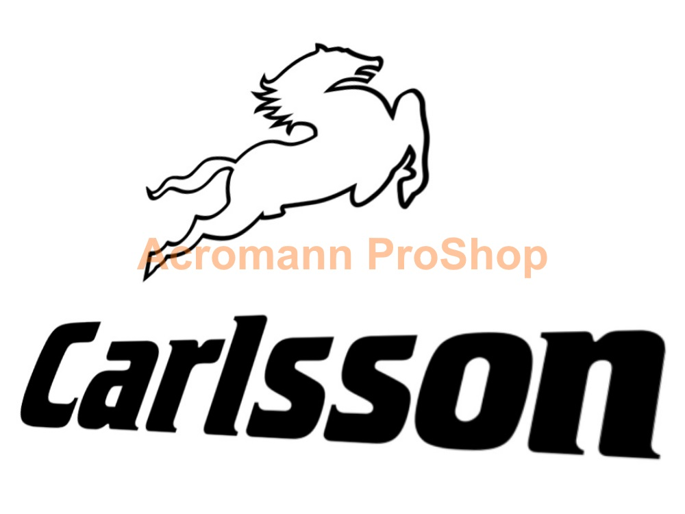 Carlsson 6inch Decal (Style#3) x 2 pcs