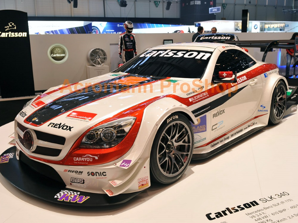 Carlsson Windshield Decal (Style#2)