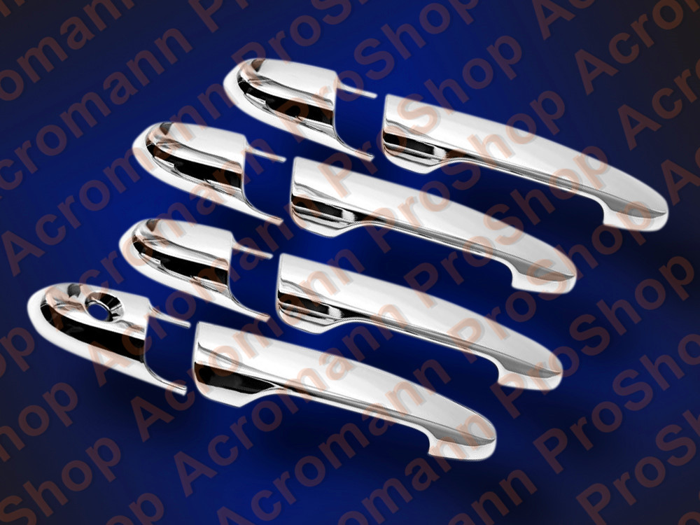 Chrome Door Handle Cover for Chevy  IMPALA/COBALT 4 DOOR
