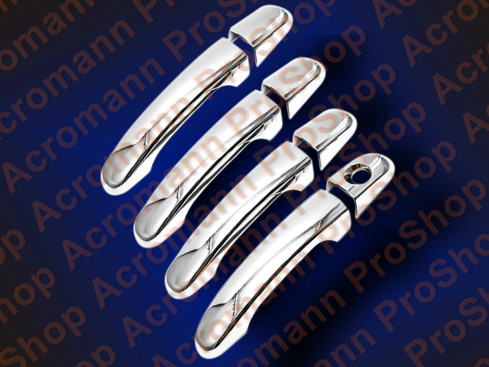 Chrome Door Handle Cover for Chevy EQUINOX/HHR/MALIBU/TRAVERSE