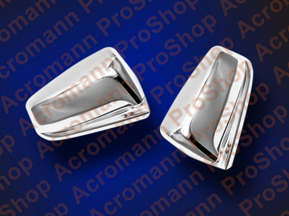 Chrome Door Mirror Covers for Chevy MALIBU