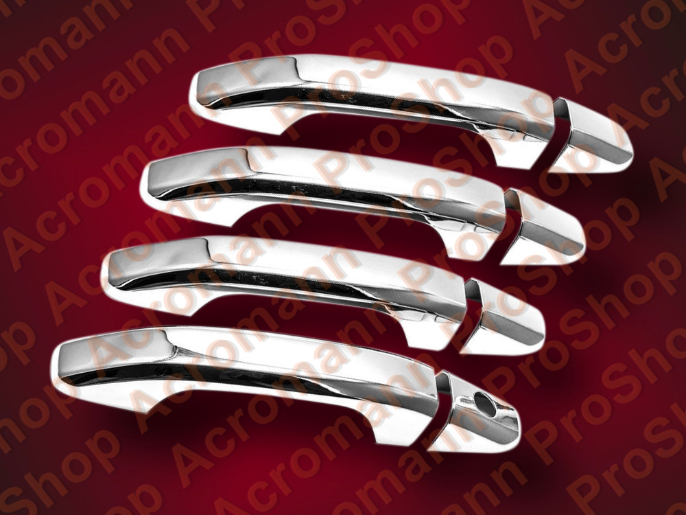 Chrome Door Handle Cover for Chevy SILVERADO/SUBURBAN/TAHOE