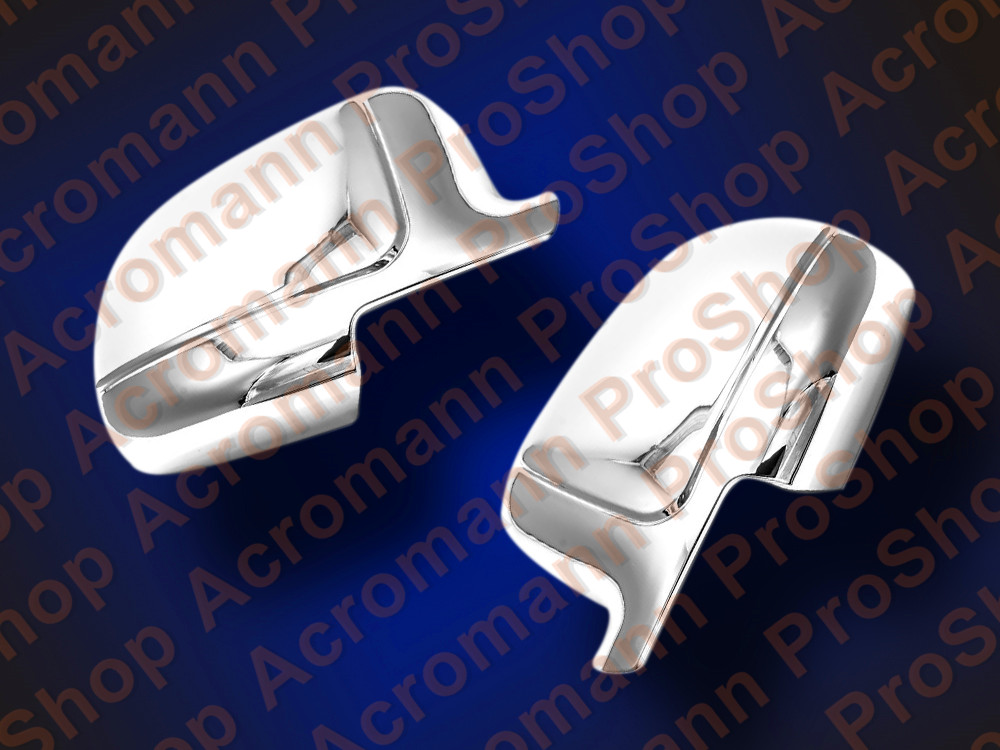 Chrome Door Mirror Covers for Chevy SILVERADO/AVALANCHE/TAHOE