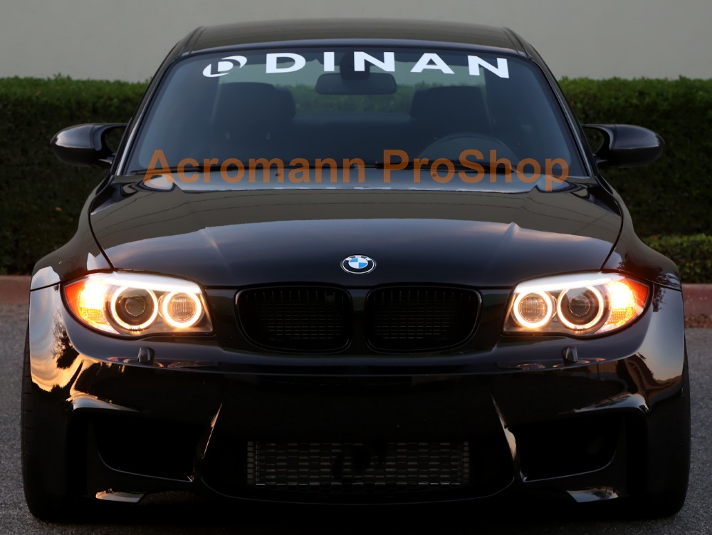 Dinan Windshield Decal