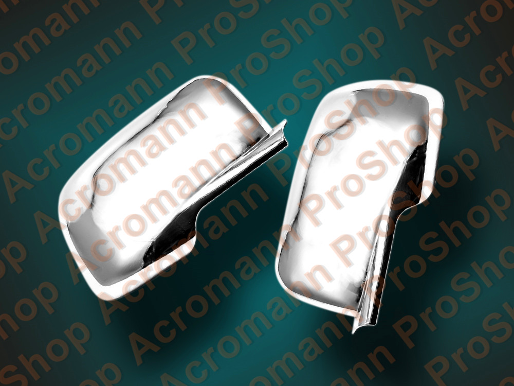 Chrome Door Mirror Covers for Dodge JOURNEY