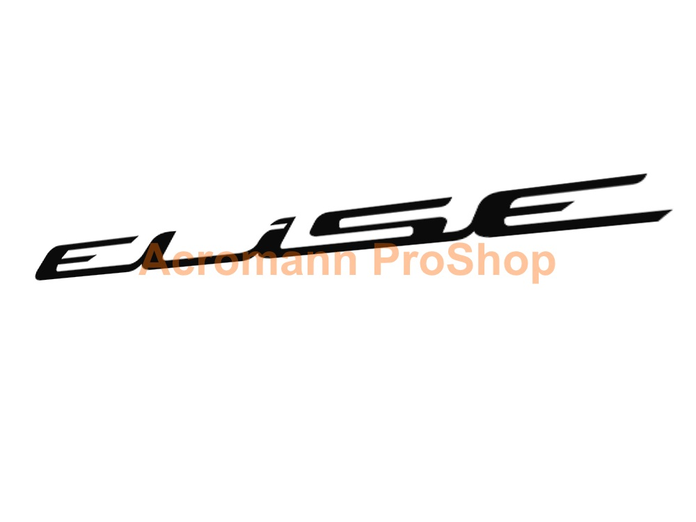 ELISE 6inch Decal (Style#3) x 2 pcs
