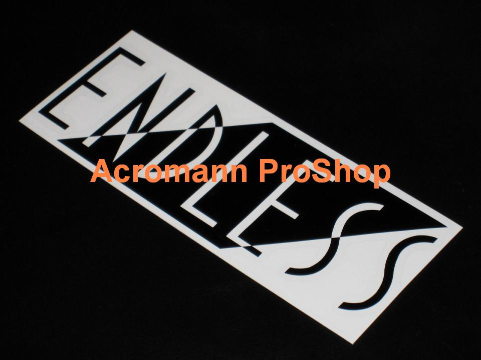 ENDLESS 6inch Decal (Style#2) x 2 pcs