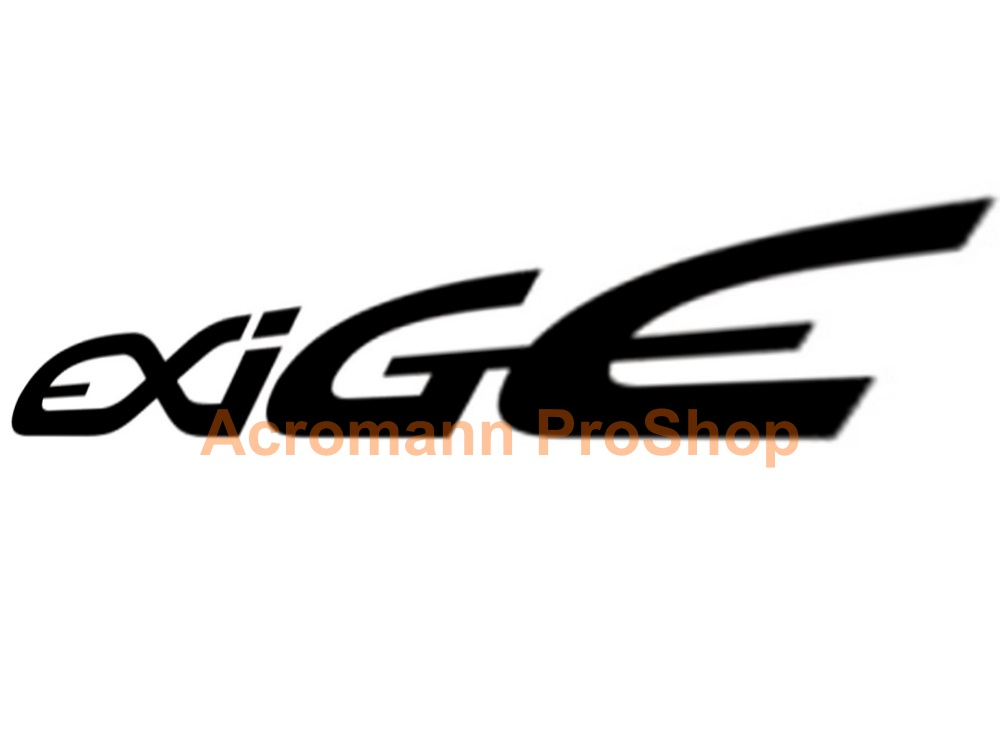 EXIGE 6inch Decal (Style#2) x 2 pcs