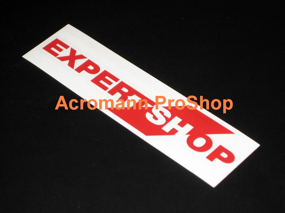 NISMO EXPERT SHOP 5inch Decal x 2 pcs