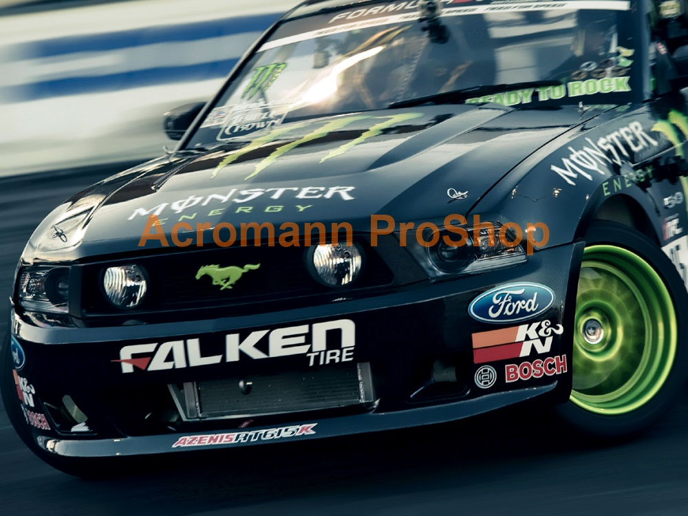 Falken Windshield Decal (Style#3)