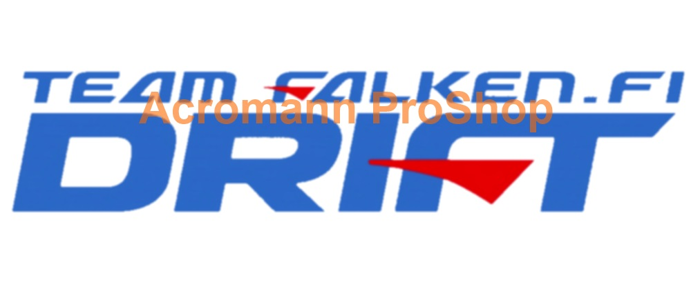 Falken drift 6inch decal style2 x 2 pcs